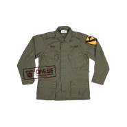 Jacket, 1st pattern Jungle Fatigues (Exposed buttons)