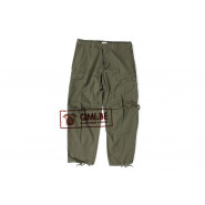Trousers, 1st pattern Jungle Fatigues (Exposed buttons)