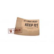 Booklet, It's your Head- Keep It! Helmet Instructions