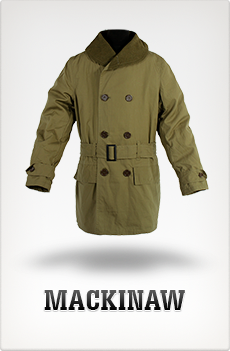 Mackinaw Coat