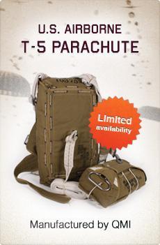 U.S. Airborne T-5 Parachute