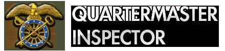 Quartermaster Inspector